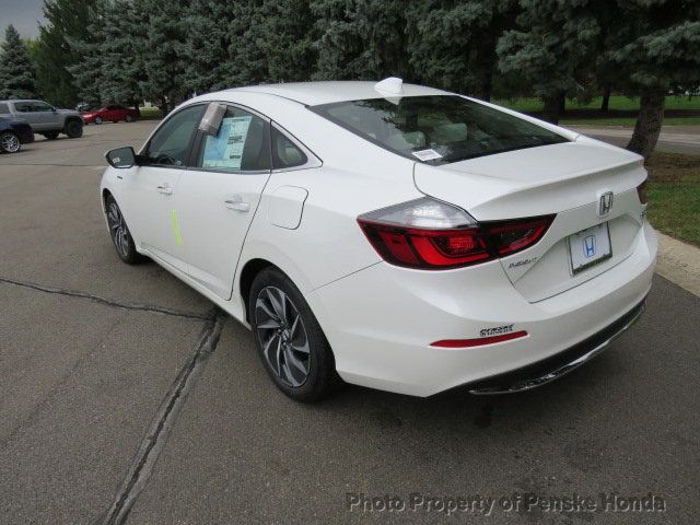 2019 Honda Insight Touring CVT - 18779810 - 3