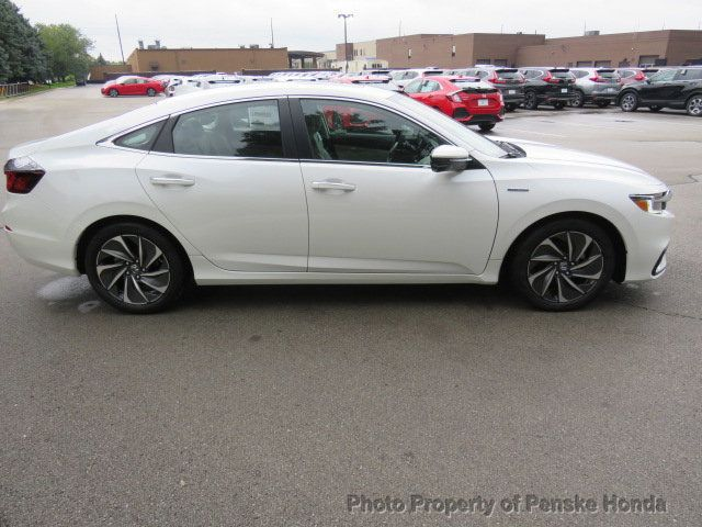 2019 Honda Insight Touring CVT - 18779810 - 6