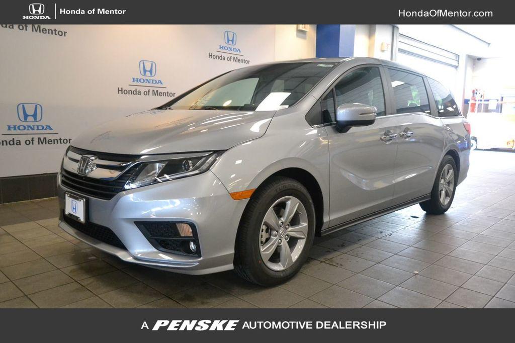 2019 Honda Odyssey EX-L w/Navi/RES Automatic - 18274652 - 0