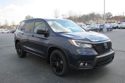 2019 Honda Passport Sport FWD SUV - Click to see full-size photo viewer
