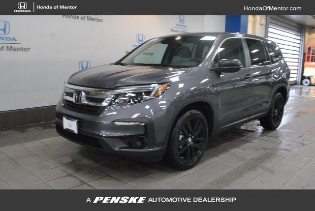 Honda Dealers Cleveland >> 2019 Honda Pilot Lx Awd Suv For Sale Mentor Oh 34 345