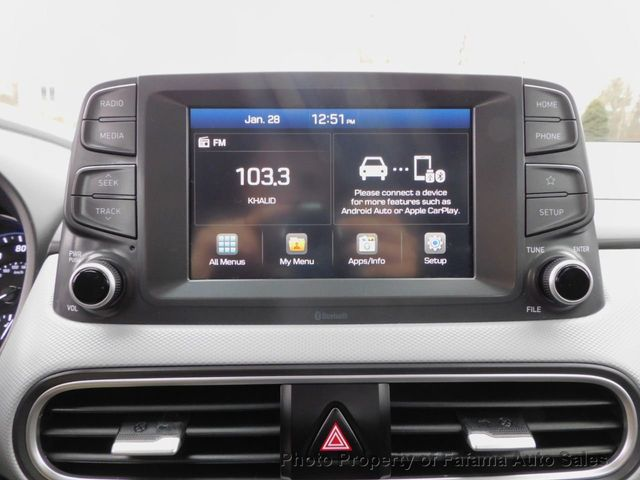 2019 Used Hyundai Kona SE AWD At Fafama Auto Sales Serving