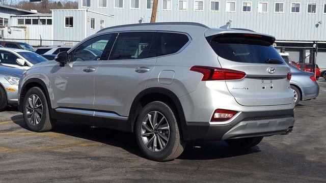 2019 Used Hyundai Santa Fe Limited 2 4l Automatic Awd At