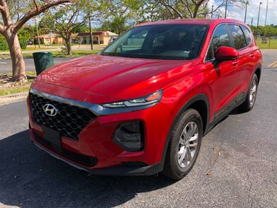2019 Hyundai Santa Fe SE 2.4L Automatic FWD SUV