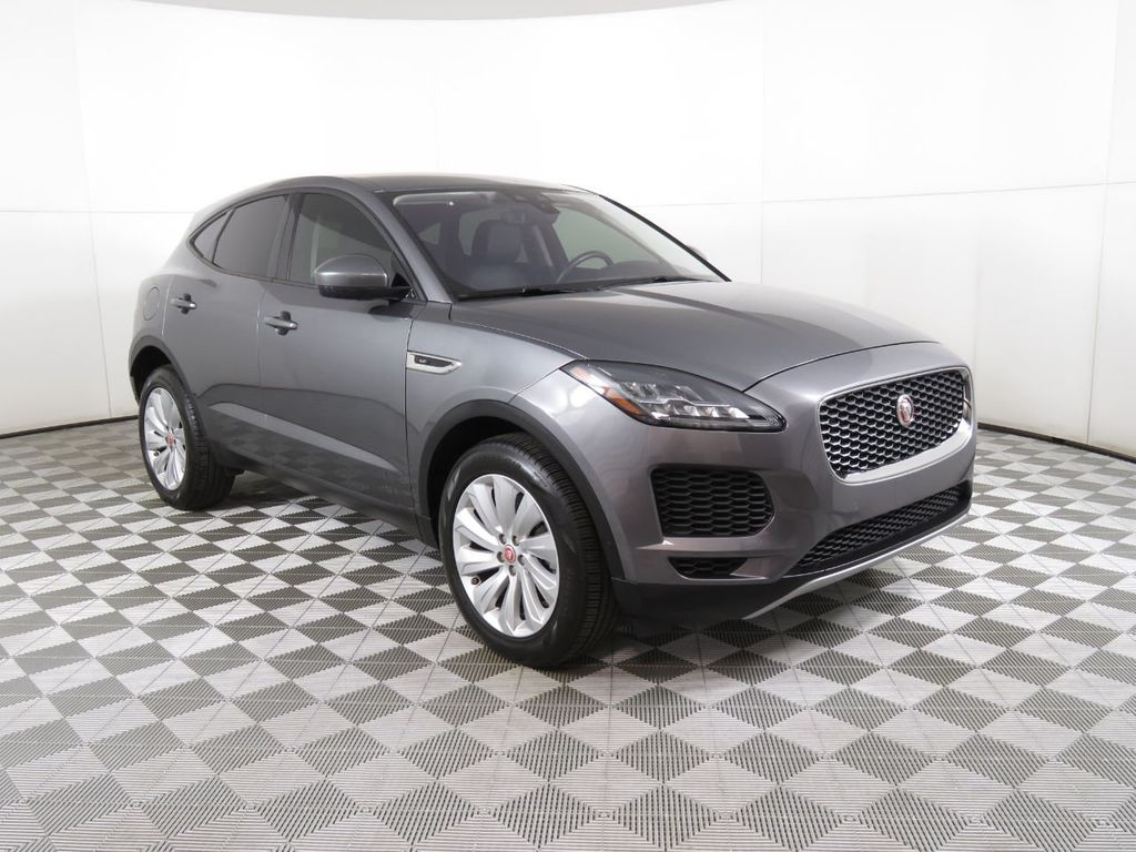 2019 Jaguar E-PACE COURTESY VEHICLE - 18789906 - 2