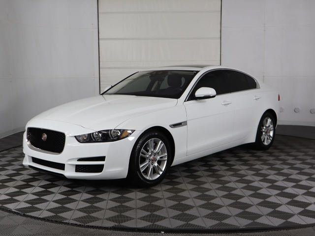 2019 Jaguar XE COURTESY VEHICLE
