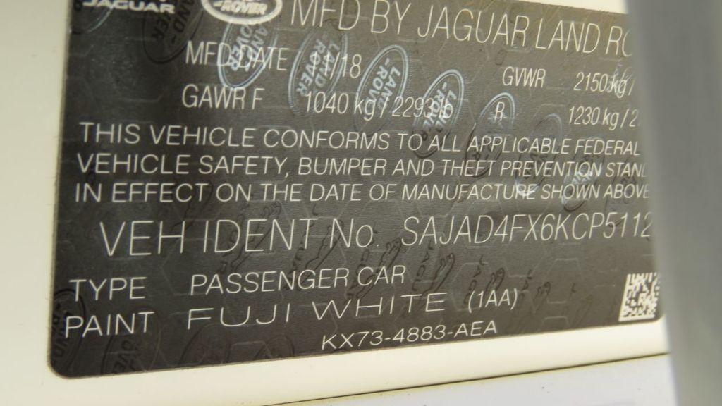 2019 Jaguar XE COURTESY VEHICLE  - 18893539 - 37