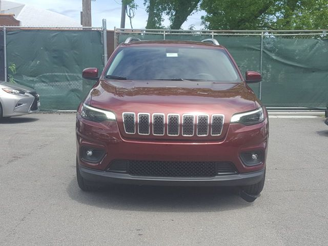 2019 Used Jeep Cherokee Latitude at Saw Mill Auto Serving Yonkers, Bronx,  New Rochelle, NY, IID 18570169
