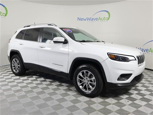 2019 Jeep Cherokee Latitude Plus 4x4 Suv For Sale Pinellas Park Fl 17 470 Motorcar Com
