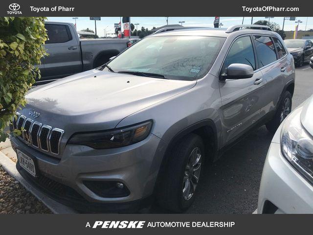 Used 2019 Jeep Cherokee Latitude Plus Fwd For Sale In Pharr Texas Tu296127 Penskecars Com