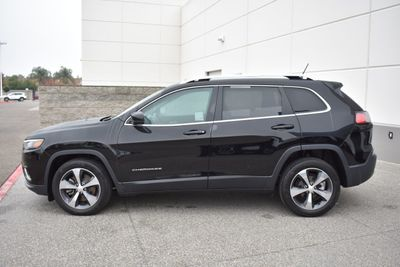 2019 Jeep Cherokee Limited FWD SUV - Click to see full-size photo viewer