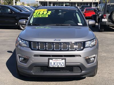 2019 Jeep Compass Latitude FWD - Click to see full-size photo viewer