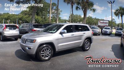 Used Jeep Grand Cherokee at Tomlinson Motor Company Serving