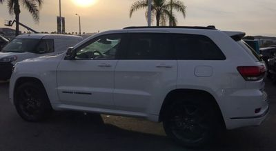2019 Jeep Grand Cherokee Limited X 4x4 - Click to see full-size photo viewer