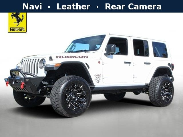 2019 Jeep Wrangler Unlimited Rubicon - 19404089 - 0