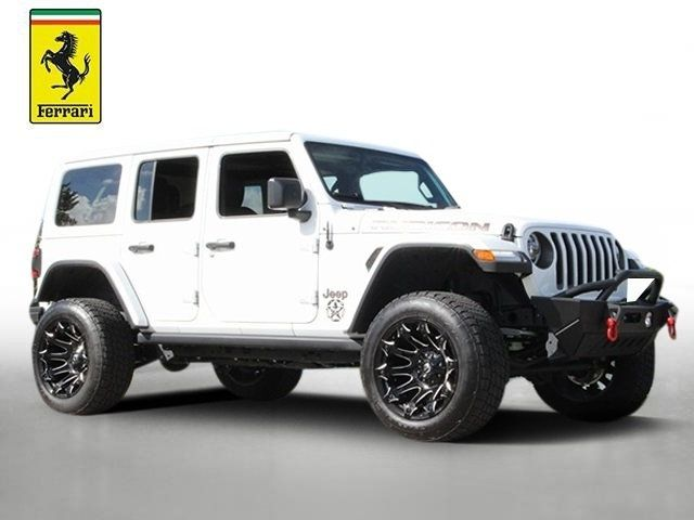 2019 Jeep Wrangler Unlimited Rubicon - 19404089 - 8