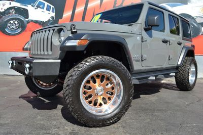 2019 Used Jeep Wrangler Unlimited Rubicon MOAB IND  EDITION