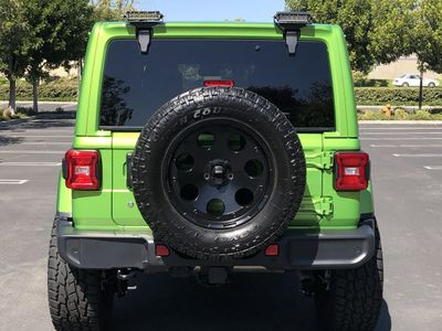 2019 Jeep Wrangler Unlimited Moab 4x4 - Click to see full-size photo viewer