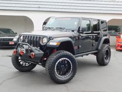 2019 Jeep Wrangler Unlimited - 1C4HJXFG4KW621318