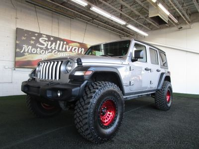 Jeep Dealers Phoenix >> Used Jeep Wrangler Unlimited At Sullivan Motor Company Inc