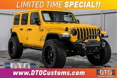 Jeeps For Sale In Va >> Lifted Jeeps Lifted Gladiators Lifted Truck Dealer Warrenton