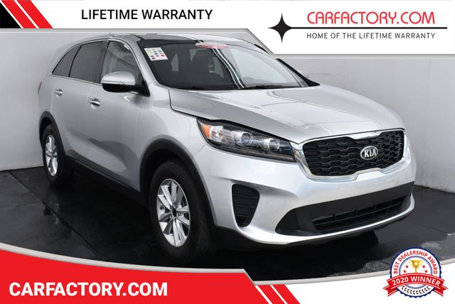 2019 Used Kia Sorento LX V6 4 DOOR WAGON/SPORT UTILITY at Car Factory  Outlet Serving Miami-Dade, Broward, Palm Beach, Collier and Monroe County,  FL,