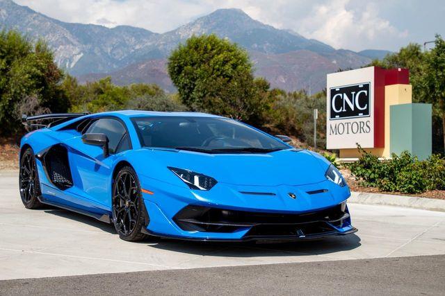 2019 Used Lamborghini Aventador SVJ Coupe at CNC Motors Inc. Serving  Upland, CA, IID 19282471