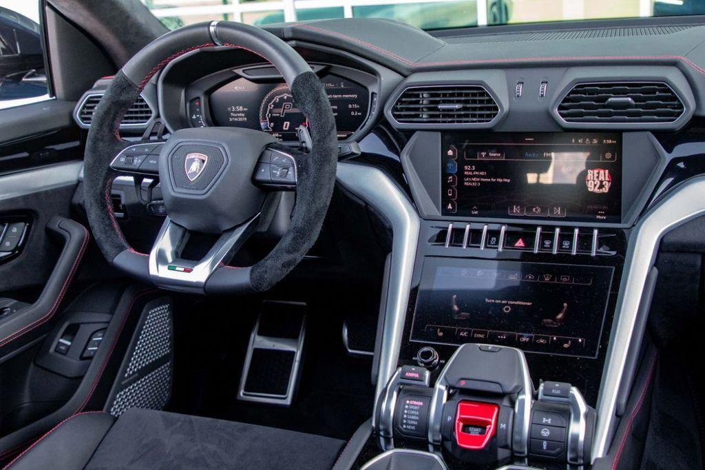 2019 Lamborghini Urus AWD - 18713105 - 11
