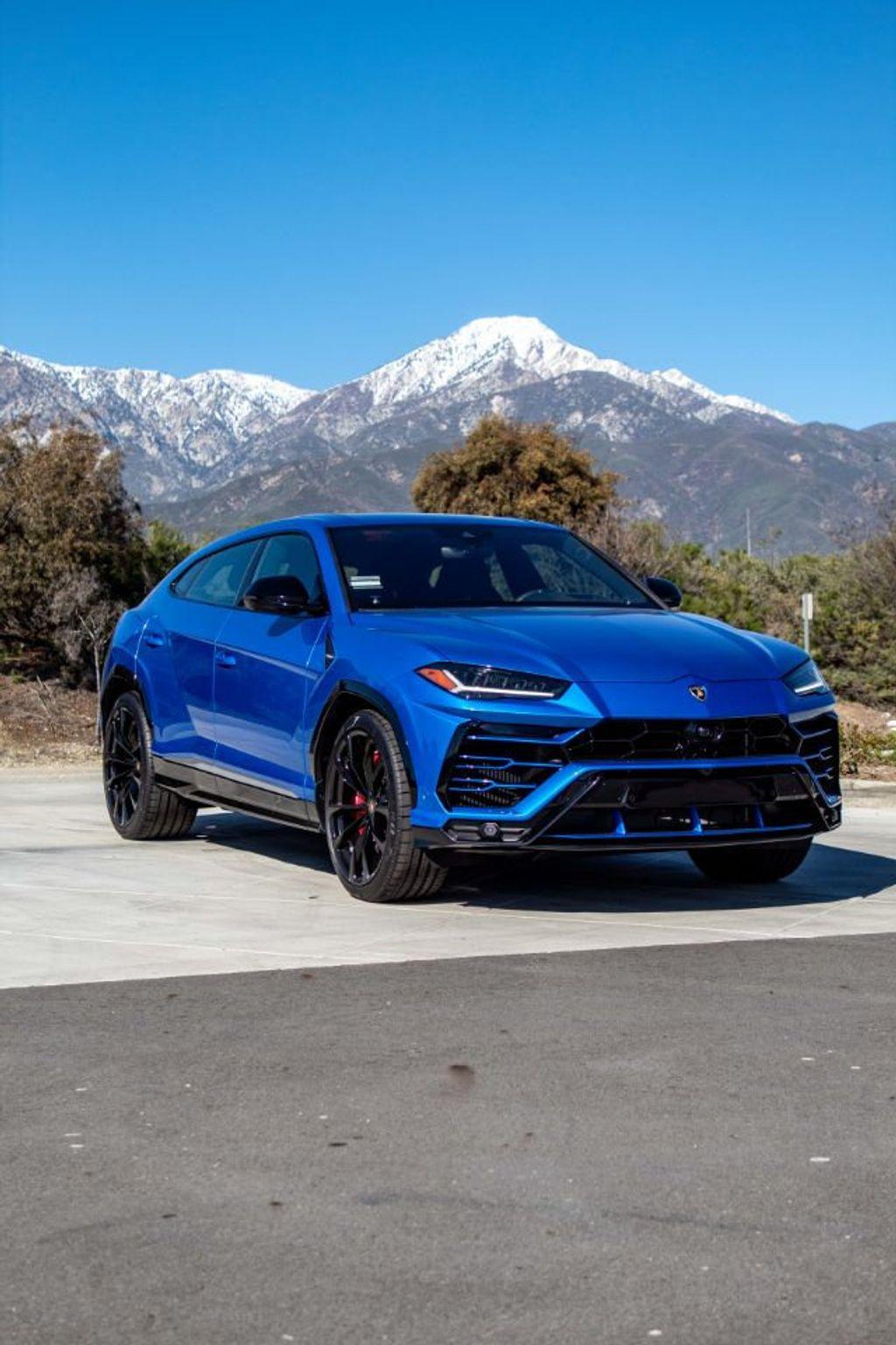 2019 Lamborghini Urus AWD - 18713105 - 15