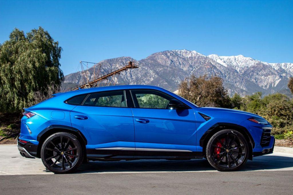 2019 Used Lamborghini Urus Awd At Cnc Motors Inc Serving Upland Ca