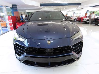 2019 Lamborghini Urus AWD - Click to see full-size photo viewer