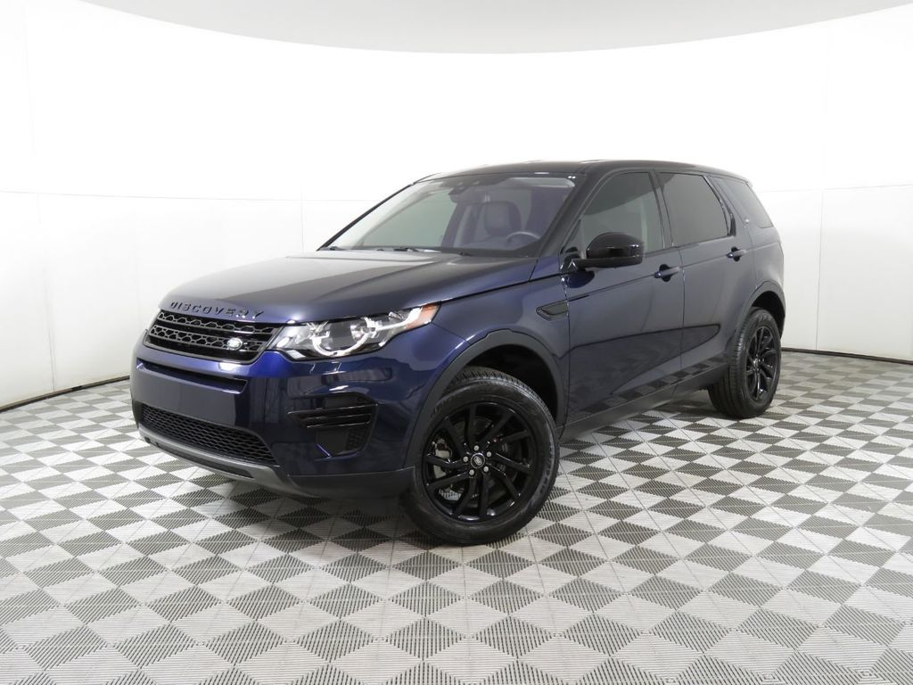 2019 Land Rover Discovery Sport COURTESY VEHICLE  - 18675878 - 0