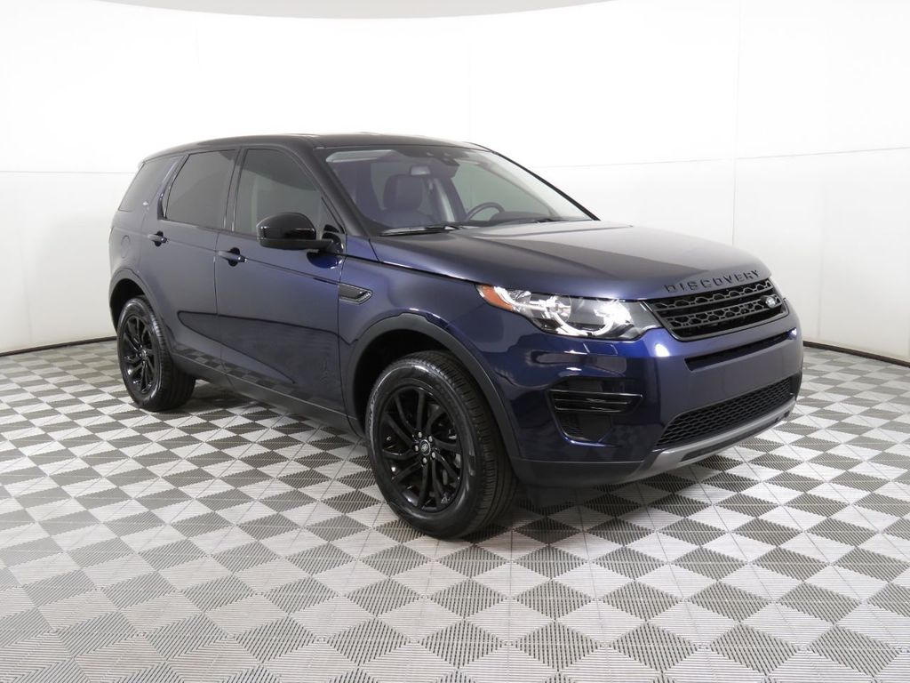 2019 Land Rover Discovery Sport COURTESY VEHICLE  - 18675878 - 2