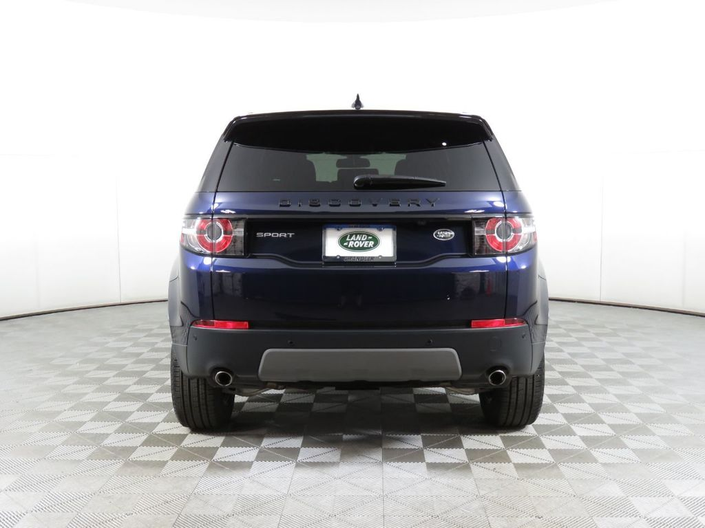 2019 Land Rover Discovery Sport COURTESY VEHICLE  - 18675878 - 5