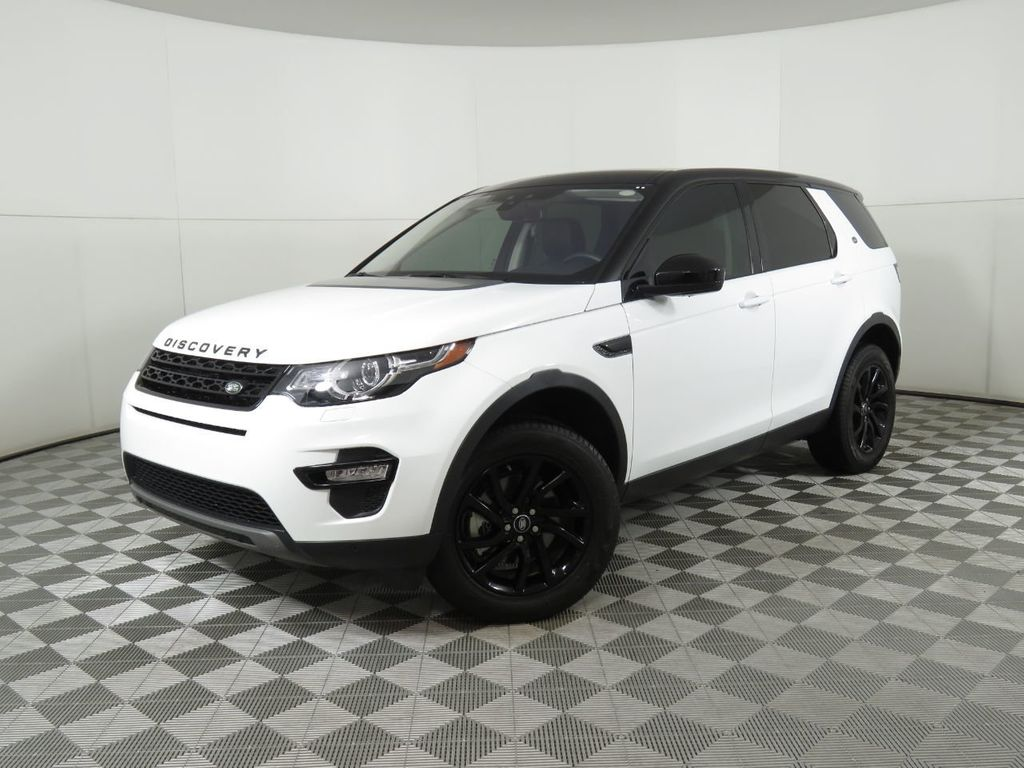 2019 Land Rover Discovery Sport COURTESY VEHICLE - 18903770 - 0
