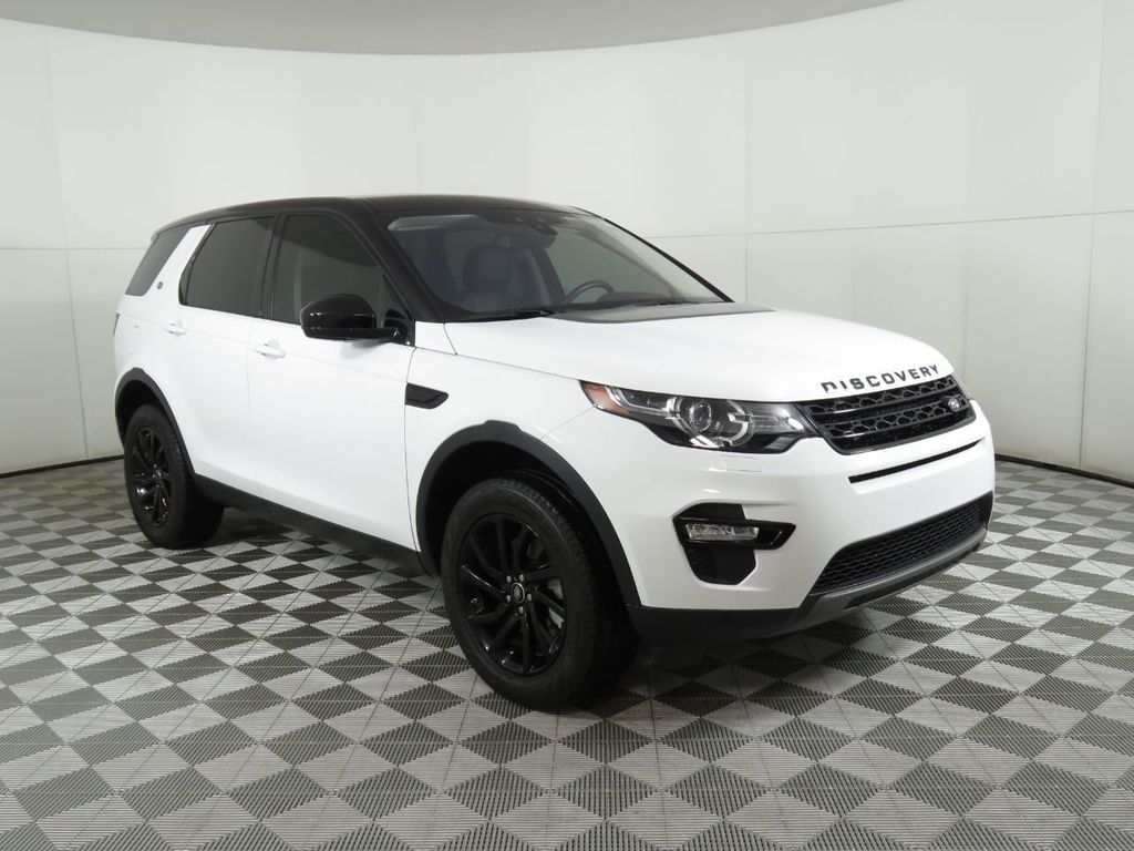 2019 Land Rover Discovery Sport COURTESY VEHICLE - 18903770 - 2