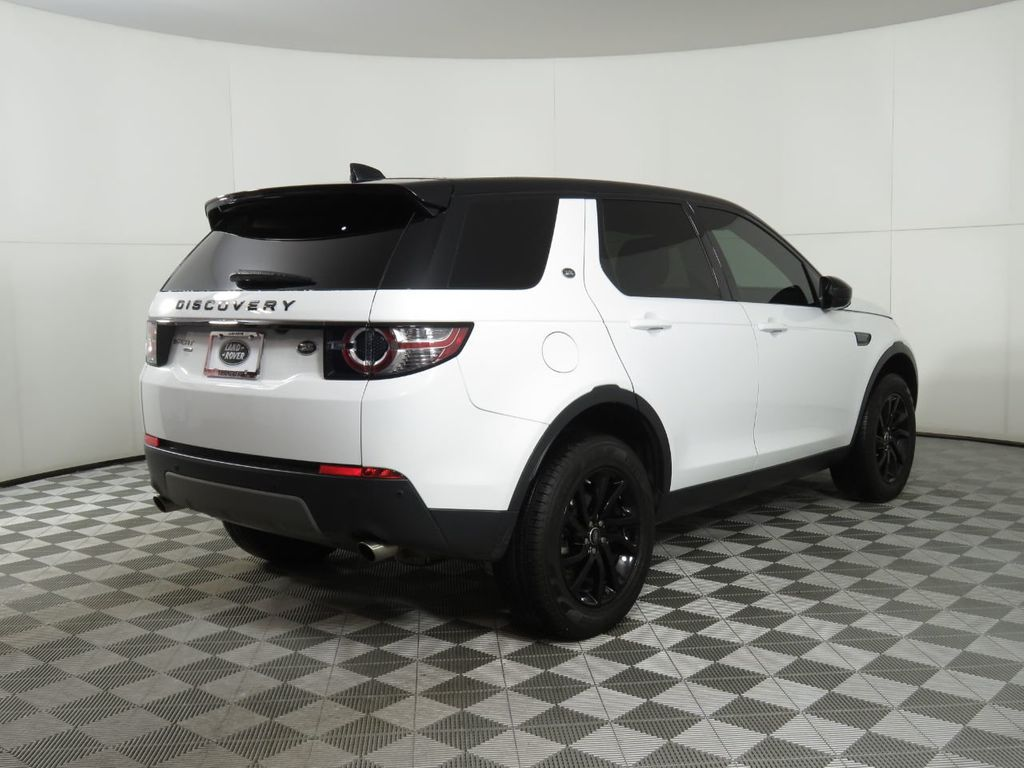 2019 Land Rover Discovery Sport COURTESY VEHICLE - 18903770 - 4