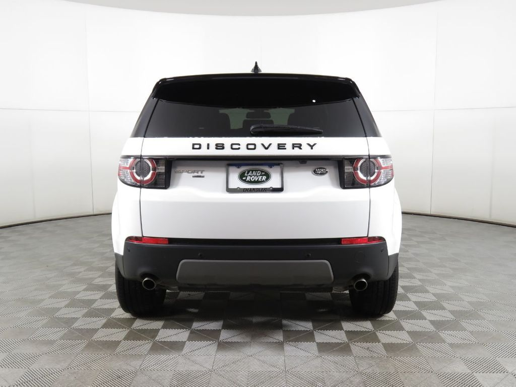 2019 Land Rover Discovery Sport COURTESY VEHICLE - 18903770 - 5