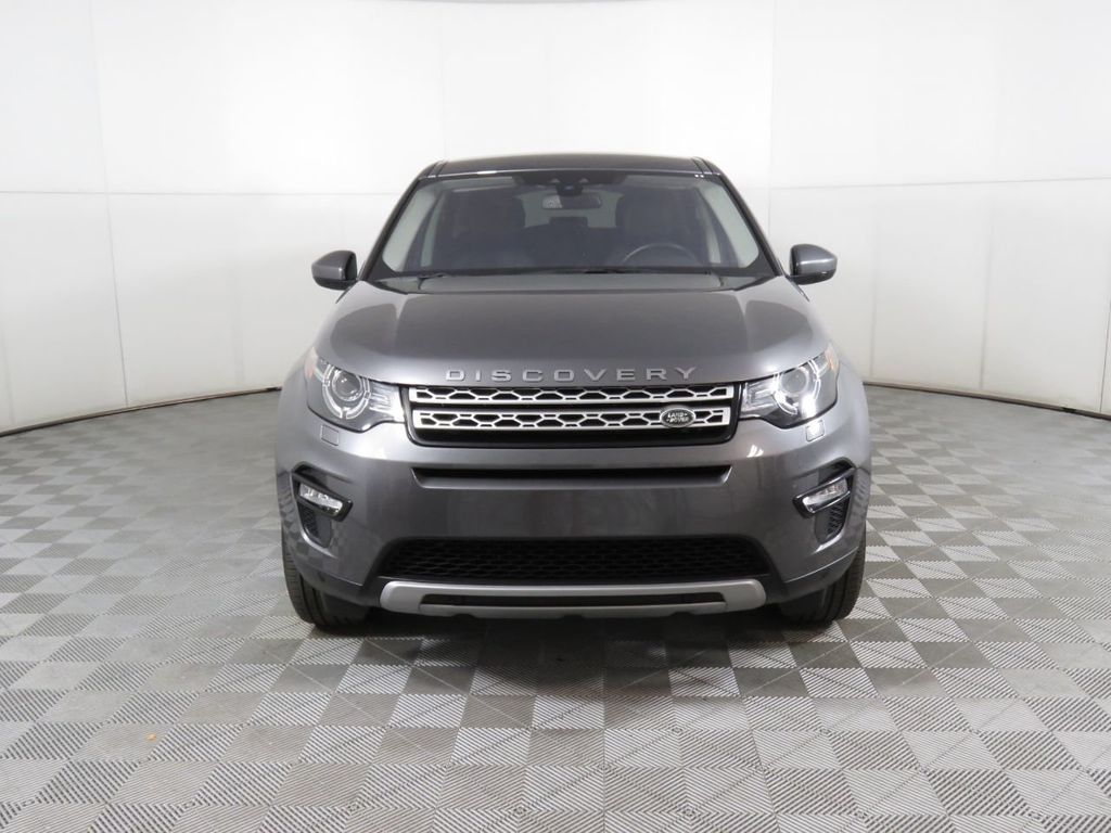 2019 Land Rover Discovery Sport COURTESY VEHICLE - 18936264 - 1