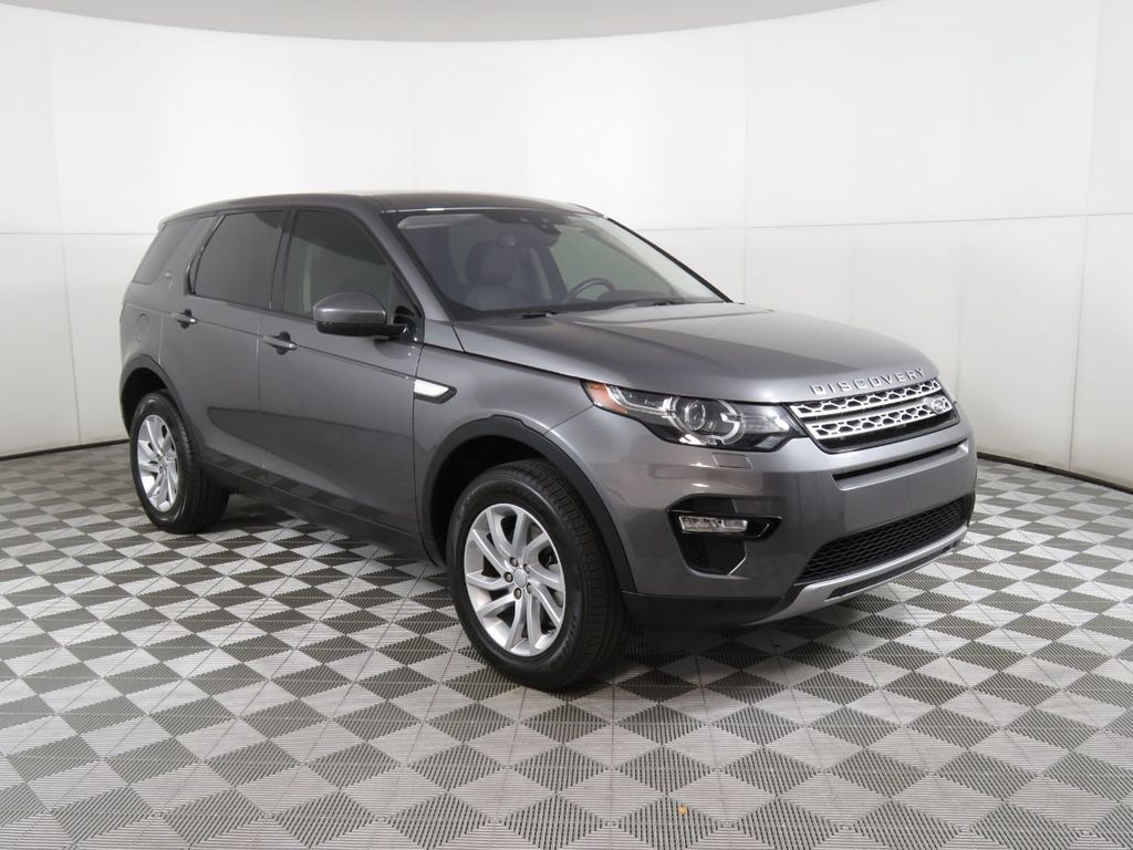 2019 Land Rover Discovery Sport COURTESY VEHICLE - 18936264 - 2