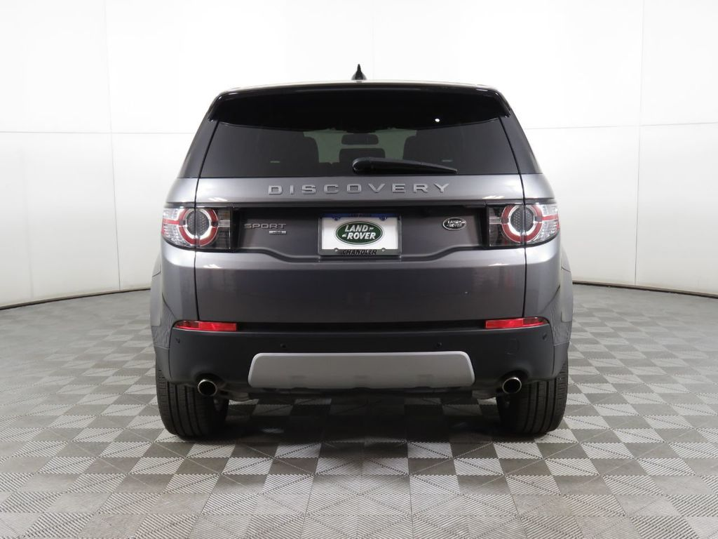 2019 Land Rover Discovery Sport COURTESY VEHICLE - 18936264 - 5