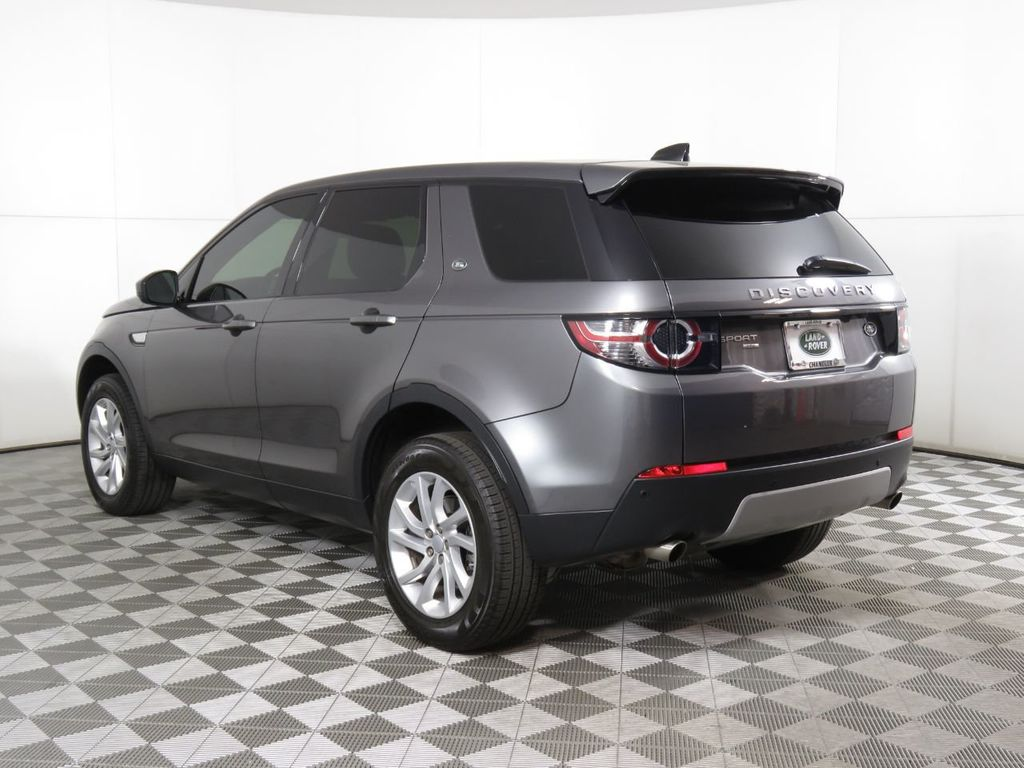 2019 Land Rover Discovery Sport COURTESY VEHICLE - 18936264 - 6