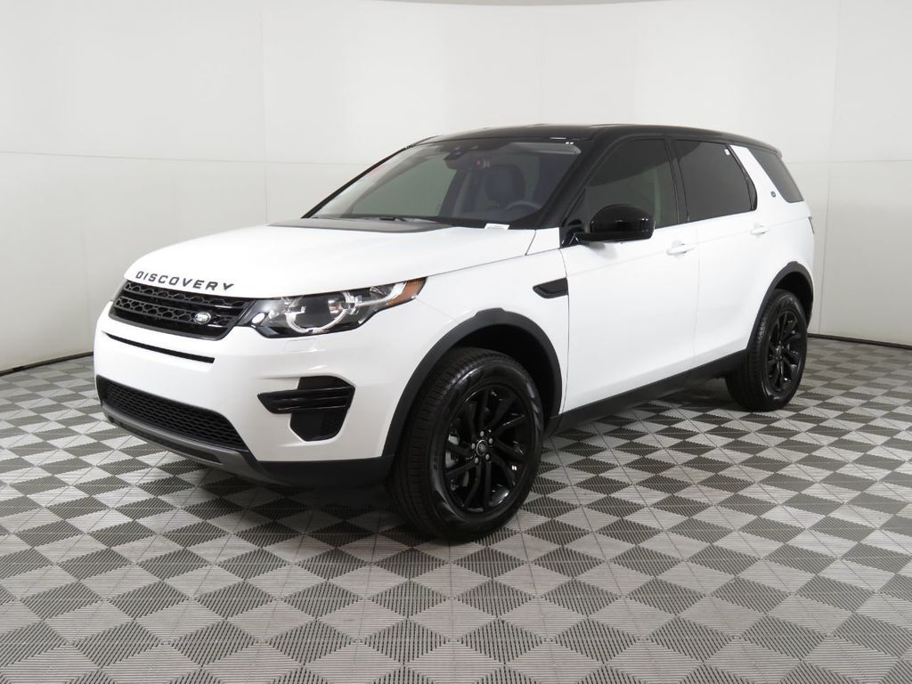 2019 Used Land Rover Discovery Sport Courtesy Vehicle At Jaguar Land
