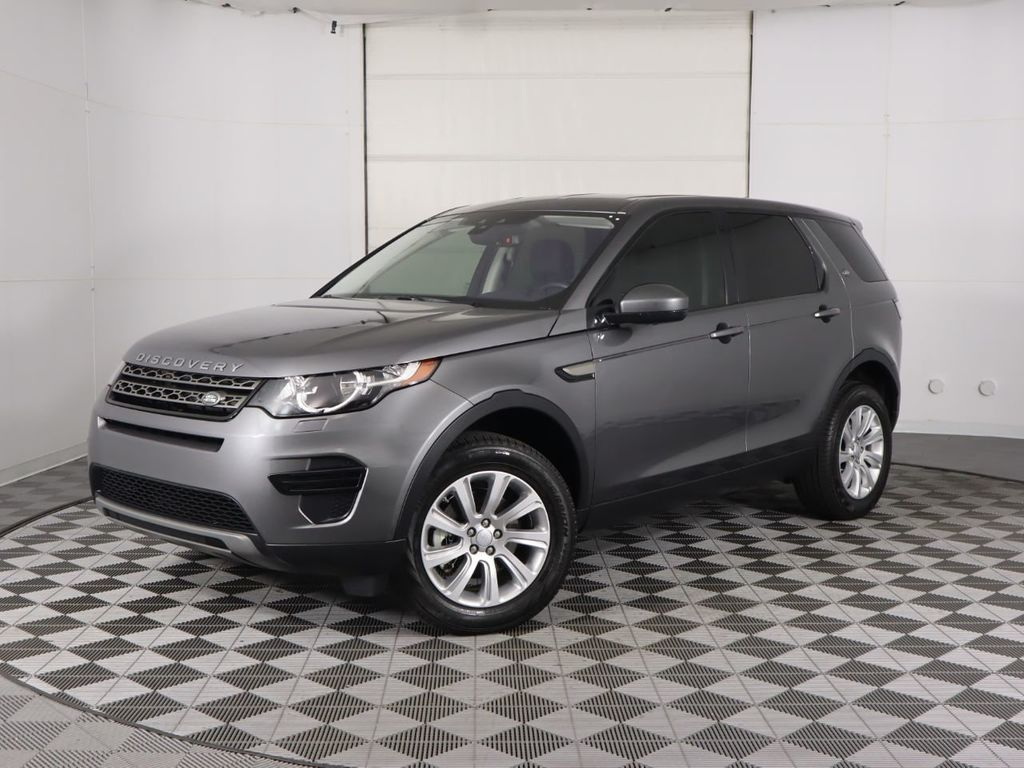 Land Rover Scottsdale >> 2019 Used Land Rover Discovery Sport Courtesy Vehicle At Bmw North Scottsdale Serving Phoenix Az Iid 18248659