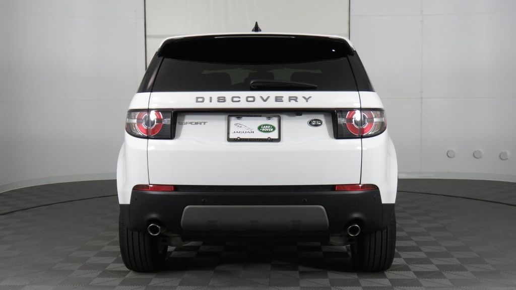 2019 Land Rover Discovery Sport COURTESY VEHICLE  - 18248682 - 5