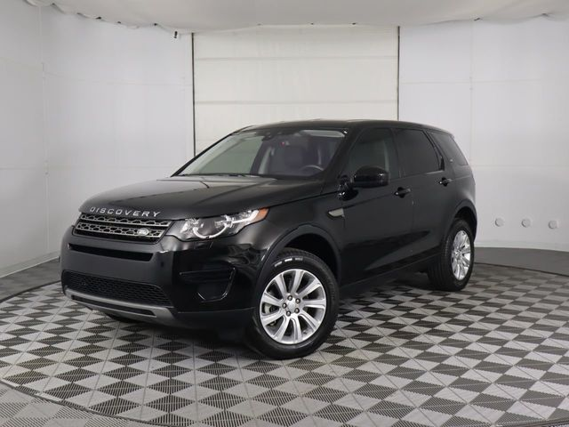 2019 Land Rover Discovery Sport COURTESY VEHICLE