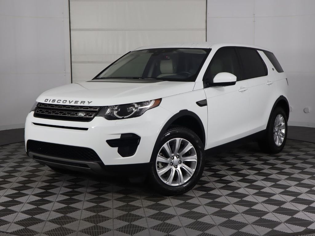 2019 Used Land Rover Discovery Sport COURTESY VEHICLE at MINI North  Scottsdale Serving Phoenix, AZ, IID 18248810