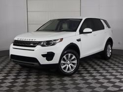 2019 Land Rover Discovery Sport - SALCP2FX5KH789638