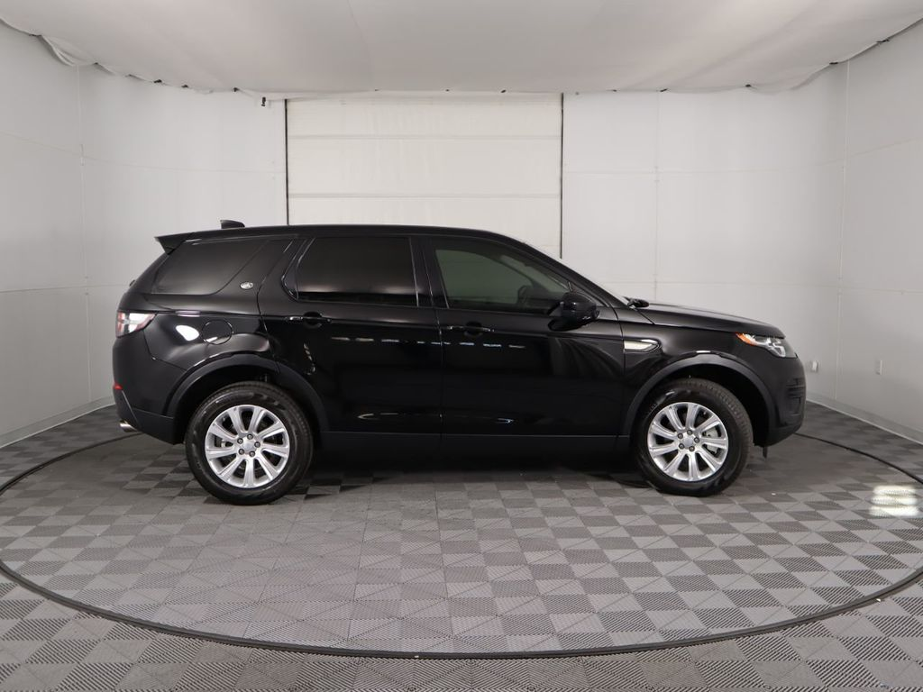 Discovery Sport Land Rover >> 2019 Used Land Rover Discovery Sport Courtesy Vehicle At Porsche North Scottsdale Serving Phoenix Az Iid 18256093