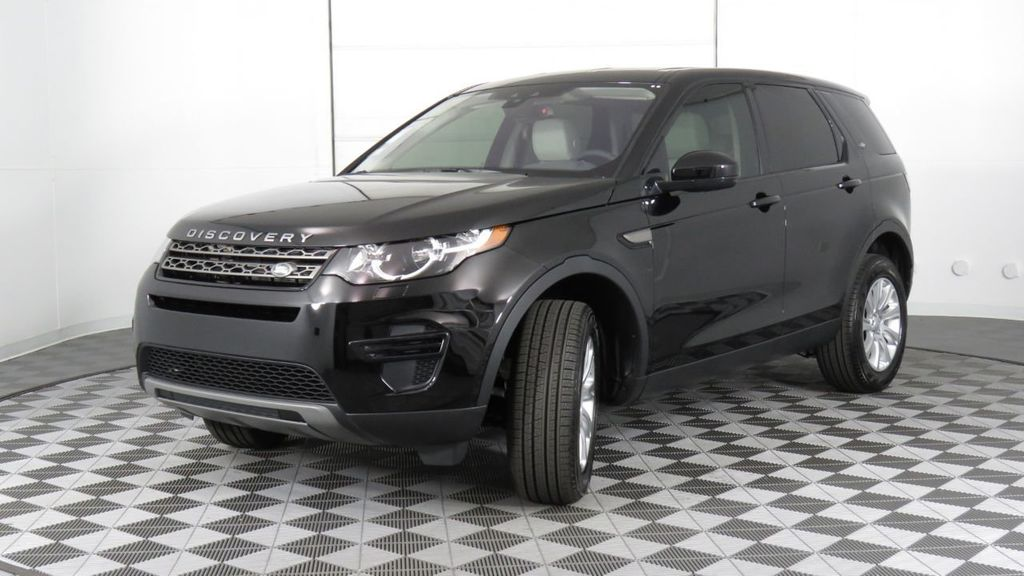 2019 Used Land Rover Discovery Sport COURTESY VEHICLE at Porsche North  Scottsdale Serving Phoenix, AZ, IID 18256094